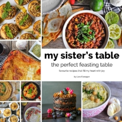 My Sister's Table – The Perfect Feasting Table