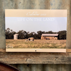2021 Calendars 'Life On The Land', Rural Photography