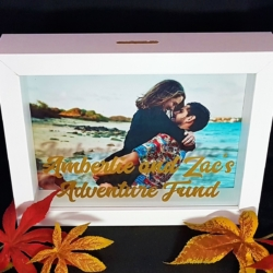 Money Box Photo Frame