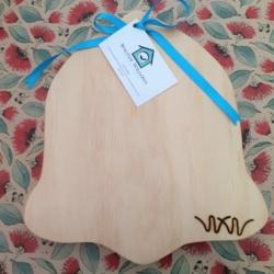 Wooden Chopping Board – Bell