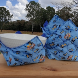 Bluey Microwave Bowl Cosy's