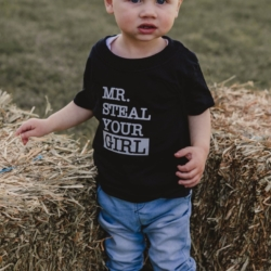Mr Steal Your Girl Childs T Shirt