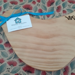 Wooden Chopping Board – Wagtail