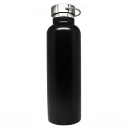 Envirocask – Double Wall Vacuum Insulated Bottle (750ml) – Black