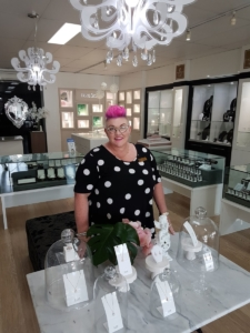 Meet beautiful Cath from Noonans Showcase Jewellers