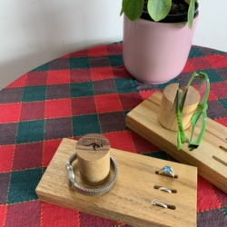 Watch/Glasses and Rings Holder
