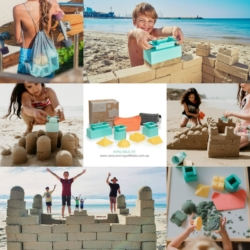 Sand Pal Sand Castle Building Kit