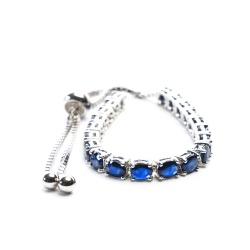 Sapphire Friendship Bracelet
