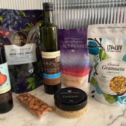 Australian Olive Oil Hamper free shipping
