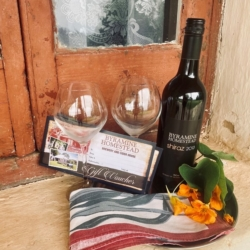Bottle of 2013 Byramine Shiraz and Two Passes to Tour the Byramine Homestead