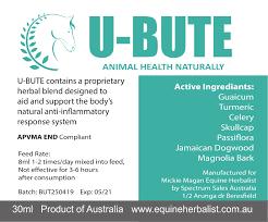 U Bute – Pain Relief