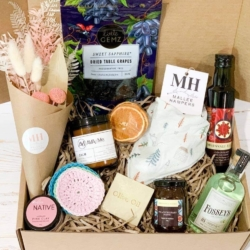 Family Time with New Baby Hamper inc. free shipping