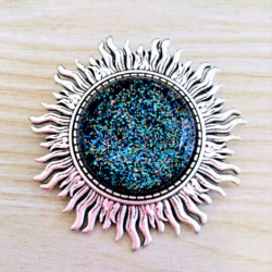 Galaxy Brooches – 2 colours