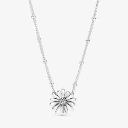 Pandora Daisy Necklace .