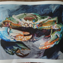 Crab – Print