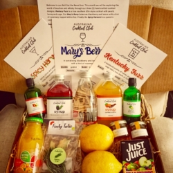 Roll Out The Barrel – Cocktail Box