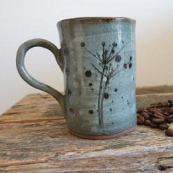 Mugs Handmade with Handmade Mulberry Paper Packaging – Green