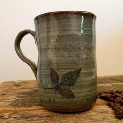 Mugs Handmade with Handmade Mulberry Paper Packaging
