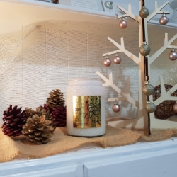 Christmas Bouquet – Wood Wick Homestyle Candle