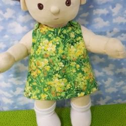 **PATTERN** Downloadable Dinkum Doll Dress Pattern