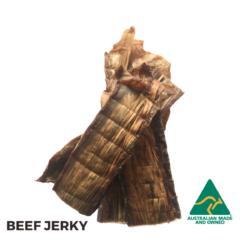 Dehydrated Beef Jerky Dog Treats