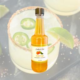 Mandarin & Jalapeno Cocktail Syrup