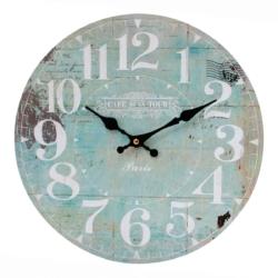 Clock De La Tour Mist 34cm