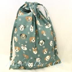 DRAWSTRING BAG | Dogs