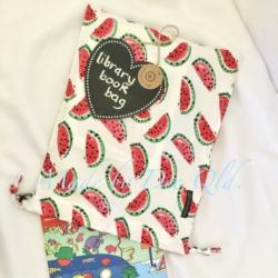 DRAWSTRING BAG | Watermelon