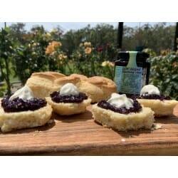 Low Sugar Blueberry Jam- 3 Jar Value Pack