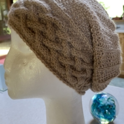 Alpaca cable cloche