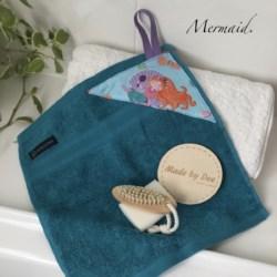 MINI HAND TOWEL | Mermaid