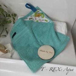 MINI HAND TOWEL | T-Rex Aqua
