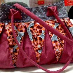 Bags – Pleated Handbag