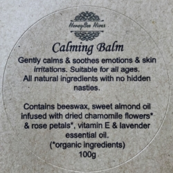 Calming Balms