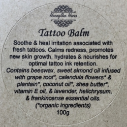 Tattoo Balms