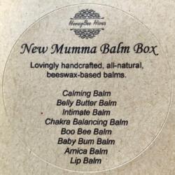New Mumma Balm Box