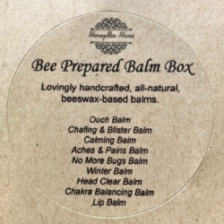 Bee Prepared Balm Box