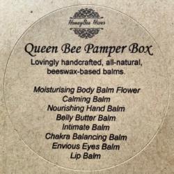 Queen Bee Pamper Box