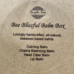 Bee Blissful Balm Box