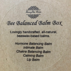 Bee Balanced Balm Box