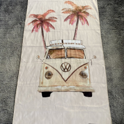 Inkheart Sand Free, quick dry towel (Kombi)