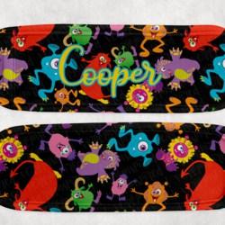 Monsters Icy Pole Holder , Zooper Dooper, Alien, Creatures