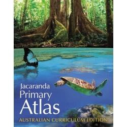 Atlas Jacaranda Primary 4th Edition Map