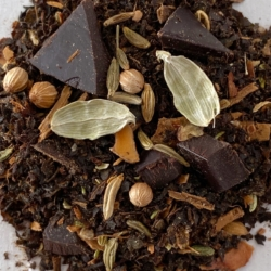 Dark Chocolate Chai Loose Leaf Tea