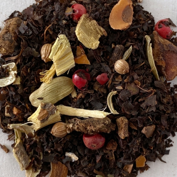 Collombatti Naturals French Love tea Loose Leaf Tea
