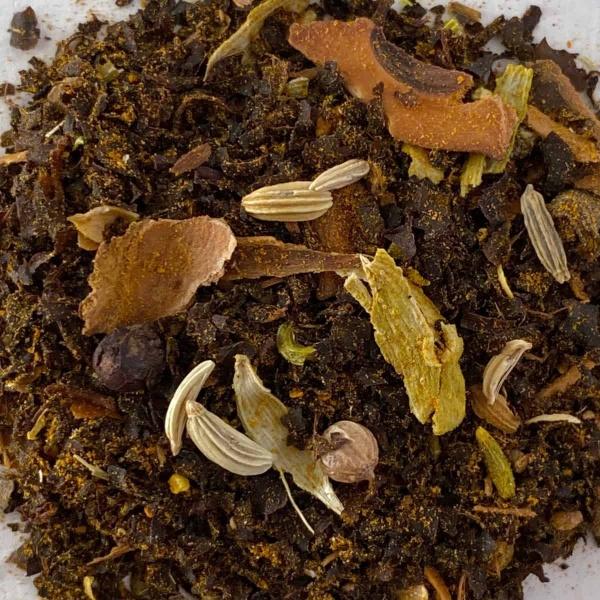 Collombatti Naturals Loose Leaf Golden Turmeric Chai
