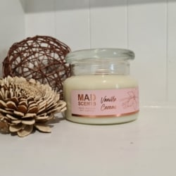 Cinnamon Spice – Wood Wick Candle
