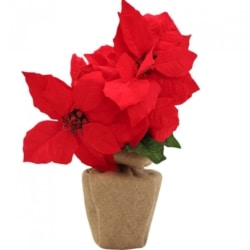 Artificial Plant Poinsettia