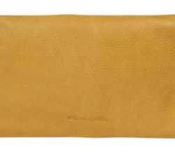 Leather Optical/Phone Case – Yellow